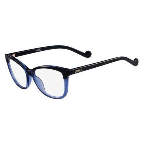 Liu jo Okulary korekcyjne lj2639 424