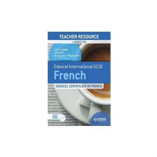 Edexcel International Gcse And Certificate French Teacher Resource And Audio - Cds, Grime, Yvette / Witt, Jayn