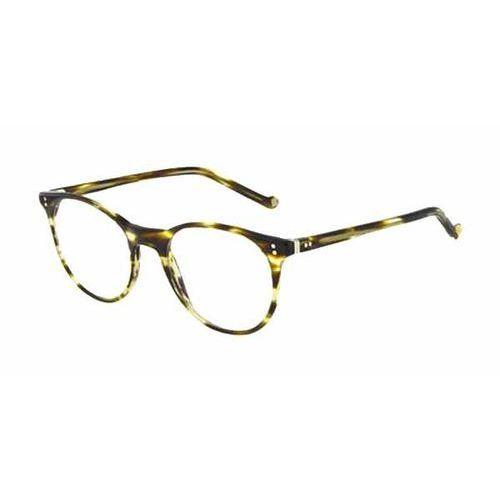 Okulary korekcyjne  bespoke heb148 192 marki Hackett