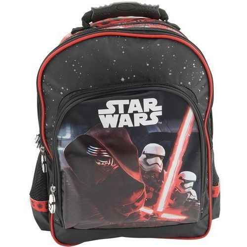 Plecak ST-MAJEWSKI Star Wars Epizod VII Czerwony (5903235221408)