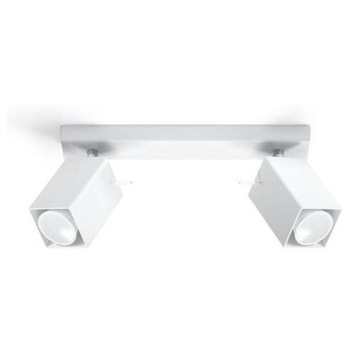 Sollux - Plafon Merida 2 - biały (5902622425955)