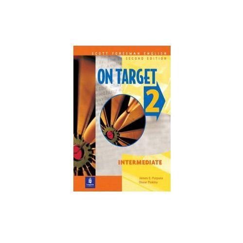 On Target 2, Intermediate, Scott Foresman English Workbook