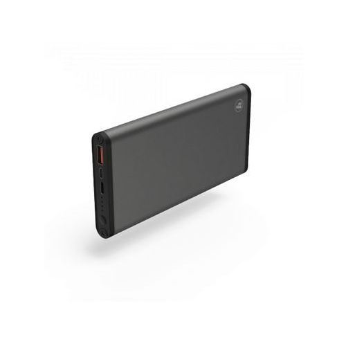 """Hama Power Pack """"PD-12S"""", 12000 mAh Antracyt PD&QC 3.0 (4047443386564)"""