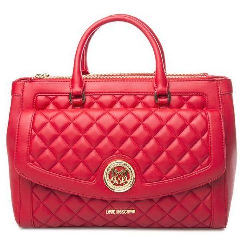 Love Moschino Torebka Czerwony UNI - sprawdź w wybranym sklepie