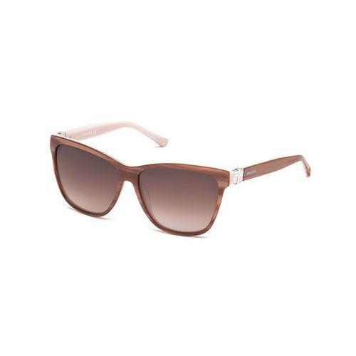 Swarovski Okulary słoneczne sk 0121 74f