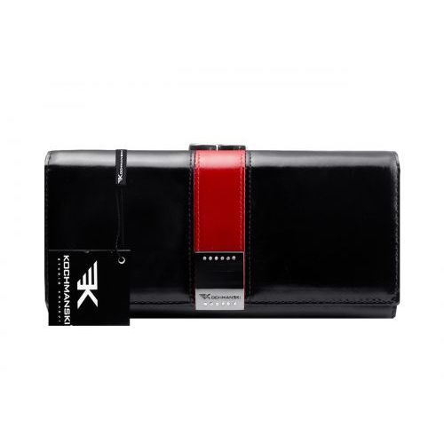 Kochmanski studio kreacji® Kochmanski portfel damski skórzany 1704 (9999001039069)
