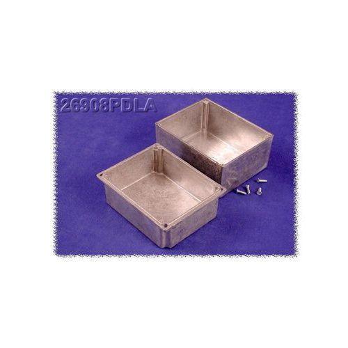 Obudowa uniwersalna 26908PDLA Hammond Electronics 26908PDLA aluminium Naturalny 120 x 95 x 93 1 szt. - produkt z kategorii- Pozostała elektryka