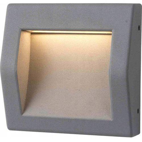 Oprawa typu outdoor led wall 50 6w gray nw marki Greenlux
