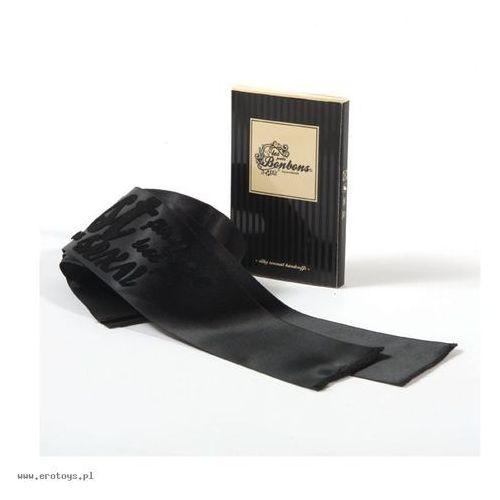 Kajdanki z materiału - Bijoux Indiscrets Silky Sensual Handcuffs