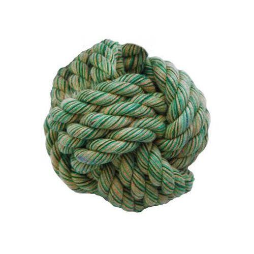 Mała pleciona piłka nuts for knuts dla psa marki Nuts for knots