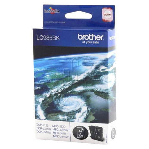 Tusz Brother LC985BK black, 15312