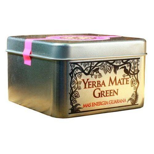 Yerba Mate Green Mas Energia Guarana 70 g puszka