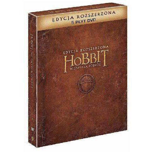 Hobbit: Niezwykła podróż (Edycja rozszerzona) (DVD) - Peter Jackson. DARMOWA DOSTAWA DO KIOSKU RUCHU OD 24,99ZŁ (7321909327580)