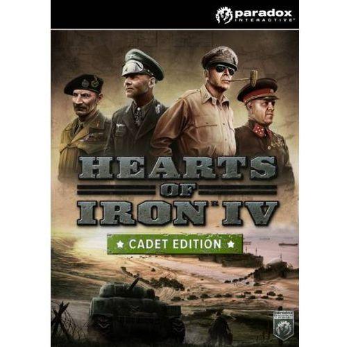 Hearts of Iron 4 Cadet Edition (PC)