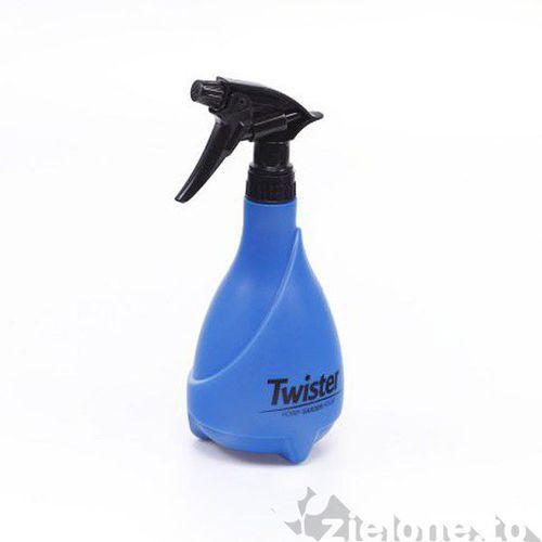 Opryskiwacz Twister Mini 0,5l Kwazar : Kolor - Niebieski, Pojemność - 0,5 l