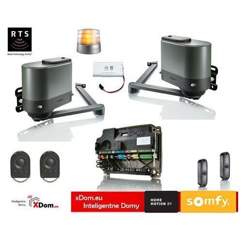 Axovia MULTIPRO 3S RTS 24V Comfort pack (2 piloty 4-kanałowe Keygo, lampa z anteną, akumulator, fotokomórki)