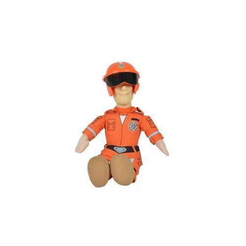 Strazak sam miękkie figurki, 25 cm sam pomarańczowy marki Simba