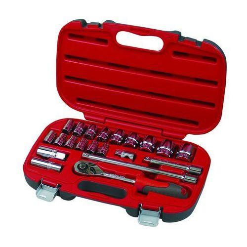 Proline klucze nasadowe 1/2cala, zestaw 21el., 8-32mm 58721