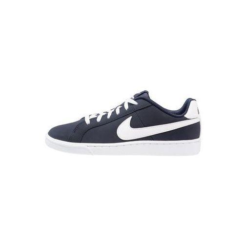 Nike Sportswear COURT ROYALE Tenisówki i Trampki obsidian/white