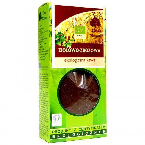 Kawa ziołowo-zbożowa rozpuszczalna - (waga:: 100 g) marki Dary natury