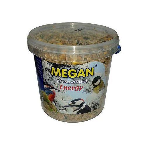OKAZJA - Megan Karma tłuszczowa (energetyczna) dla ptaków 1L [ME49]