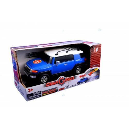 Toyota fj cruiser na naciąg niebieski marki Brimarex