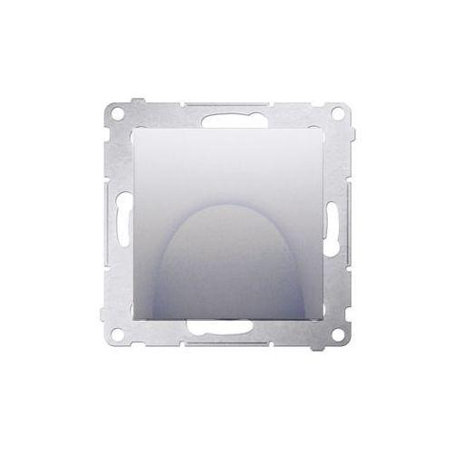 Simon 54 przyłącze kabla (moduł); srebrny mat dpk1.01/43 wmdb-0b1xxx-043 marki Kontakt - simon