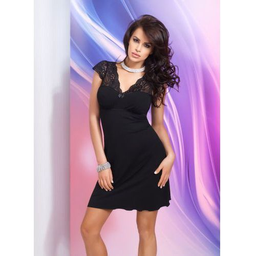 Koszula nocna model diana black marki Donna