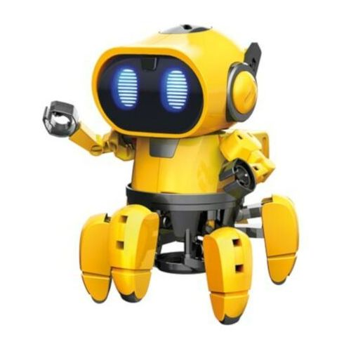 Velleman KSR18 - Robot Tobbie - zestaw do budowy robota (5410329697471)