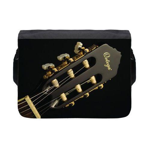 Torba na ramię duża guitar 2 marki Megakoszulki