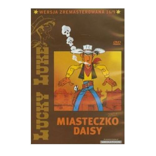 Film CASS FILM Lucky Luke - Miasteczko Daisy Daisy Town