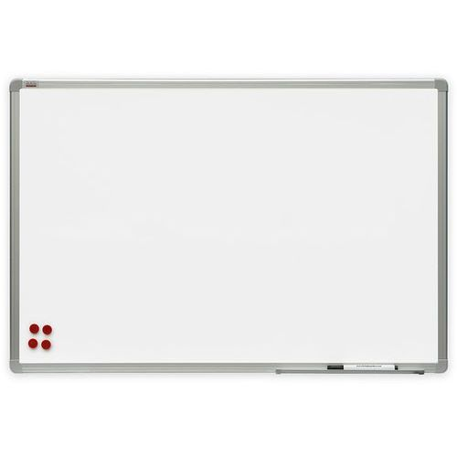 2x3 Tablica biała officeboard 200x100 magnetyczna, suchościeralna, lakierowana,