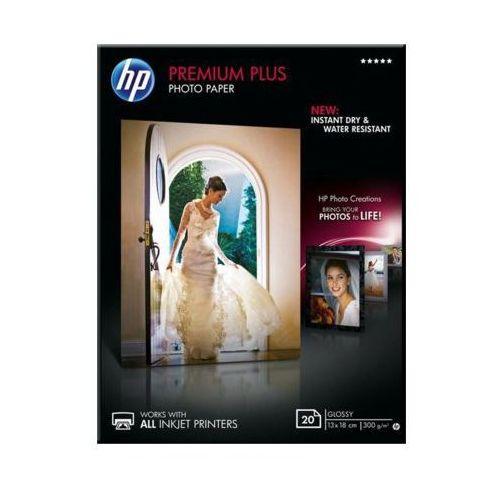 Papier fotograficzny HP Premium Plus Photo 300g 13 x 18 cm (0886111138913)