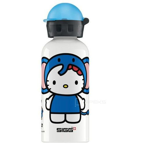 Sigg Kids butelka / bidon 0.4L dla dzieci / Hello Kitty Elephant - Hello Kitty Elephant