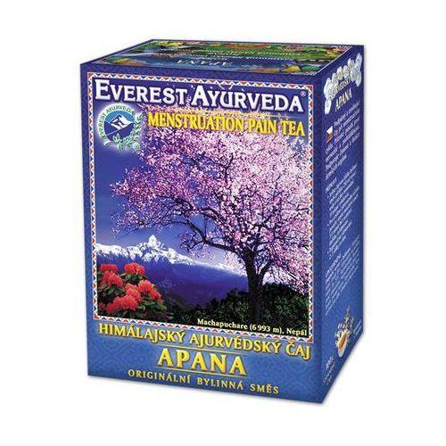 Everest ayurveda Apana - bolesne miesiączki - układ rozrodczy