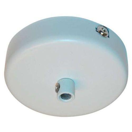 Metalowa podsufitka Markslojd Arto do lampy wiszącej okrągła biała 105536