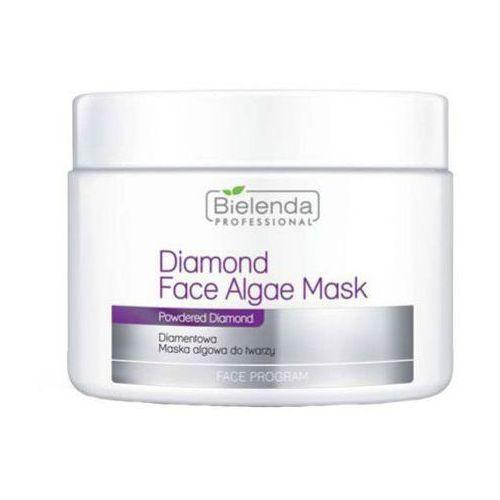 Bielenda Professional DIAMOND FACE ALGAE MASK Diamentowa maska algowa