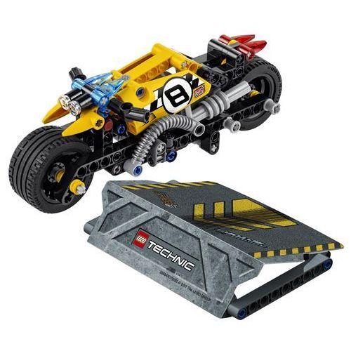 LEGO Technic, Kaskaderski motocykl, 42058 wyprzedaż