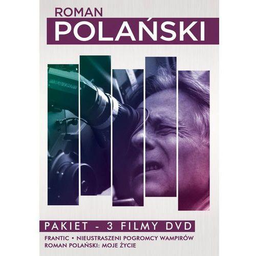 Roman Polański - pakiet (3 DVD)