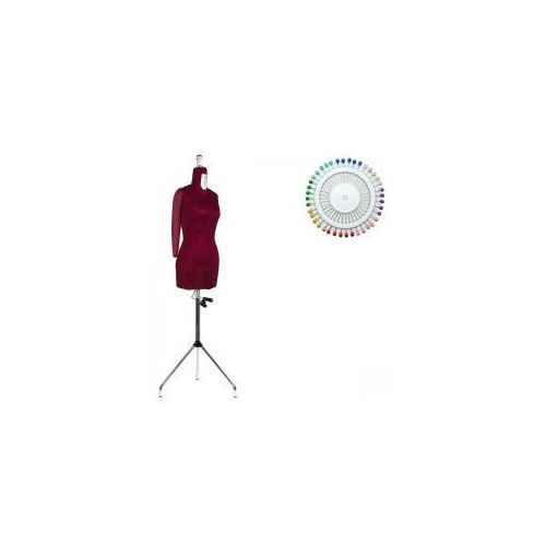 Texi Manekin krawiecki regulowany dress form multi flex, rozmiar 36-48