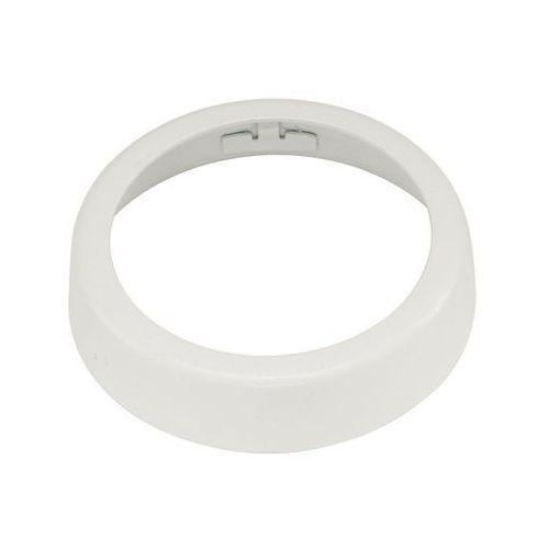 Pierścień dekoracyjny biały do opraw light eye gu10 firmy , spotline 151041 marki Spotline