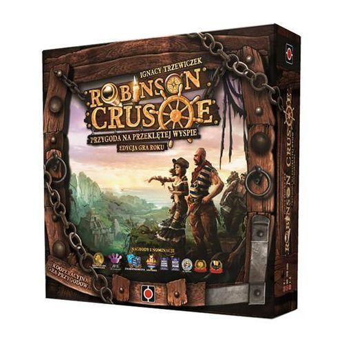 OKAZJA - Robinson Crusoe: Przygoda na przeklętej wyspie