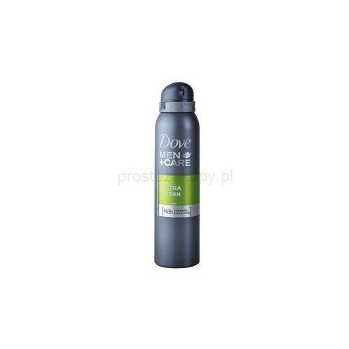 Dove  men +care extra fresh dezodorant - antyperspirant w aerozolu + do każdego zamówienia upominek.
