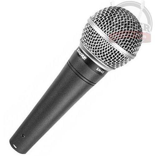 Shure SM48 LC - mikrofon dynamiczny - sprawdź w wybranym sklepie