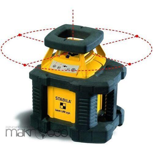 Niwelator laserowy  lar 250 + rec 300 digital od producenta Stabila