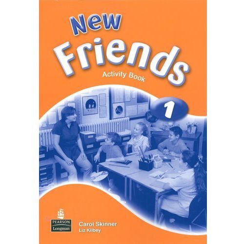 New Friends 1 Activity Book (9781405844963)