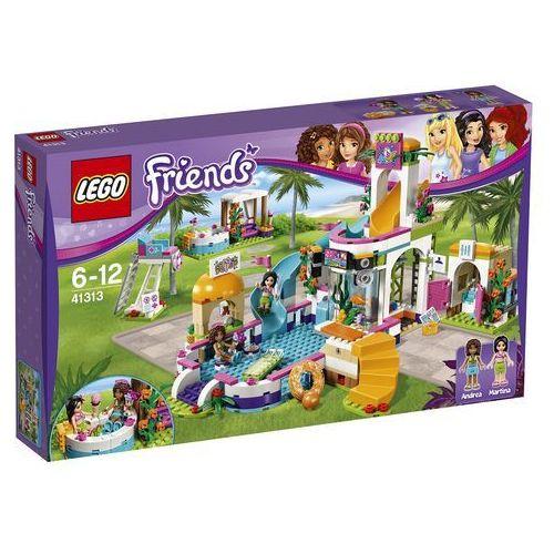 LEGO Friends, Basen w Heartlake, 41313. Najniższe ceny, najlepsze promocje w sklepach, opinie.