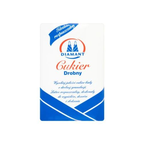 DIAMANT 1kg Cukier drobny (5907069000499)