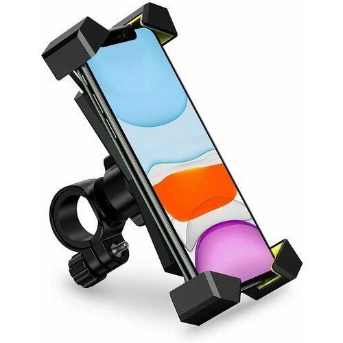 Ugreen rowerowy uchwyt na telefon na kierownicę czarny (60989) (6957303869893)
