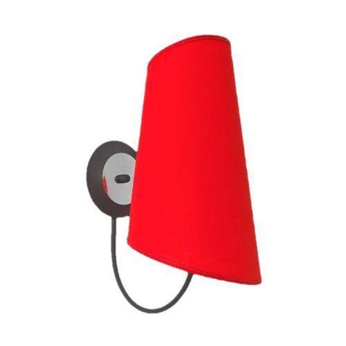 Kinkiet Victoria czerwona 337/K CZE - Lampex - Sprawdź kupon rabatowy w koszyku (5902622106311)